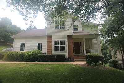 Charlottesville Single Family Home For Sale: 2230 Montalcino Way