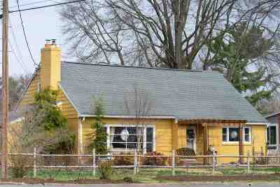 Harrisonburg Single Family Home Pending: 665 Elmwood Dr