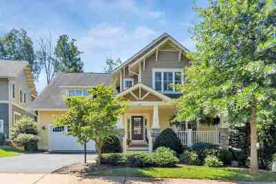 Charlottesville Single Family Home For Sale: 824 Village Rd