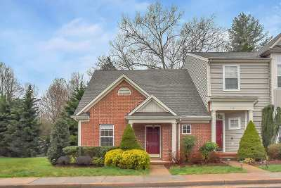 Charlottesville Townhome For Sale: 1105 Somer Chase Ct