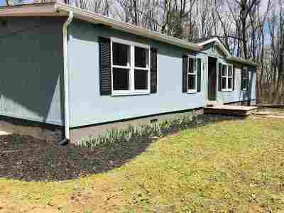 Greenville VA Single Family Home For Sale: $135,000