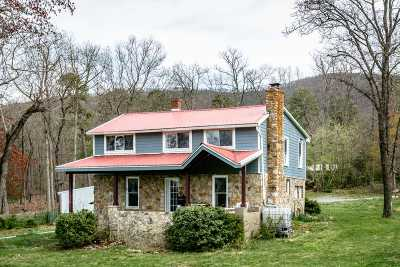Rockingham County Single Family Home For Sale: 8399 Ore Bank Rd