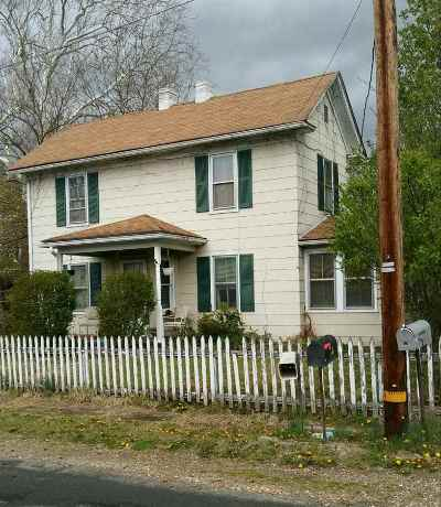 Stuarts Draft VA Single Family Home For Sale: $93,700
