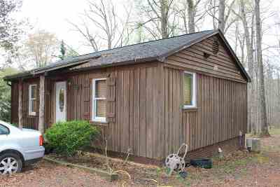 Nelson County Single Family Home For Sale: 6975 Rockfish River Rd
