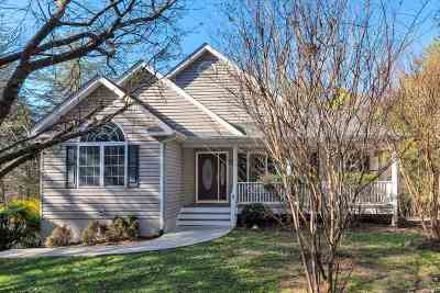 Fluvanna County Single Family Home For Sale: 9 Acre Ln