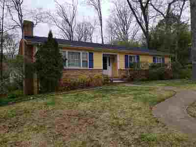 Charlottesville Single Family Home For Sale: 103 Eric Pl