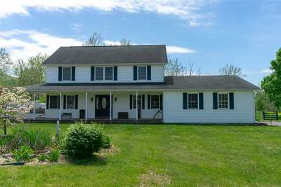 Page County Single Family Home For Sale: 372 Kite Hollow Rd