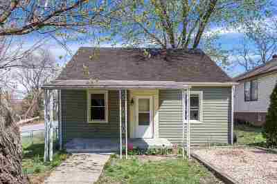 Single Family Home For Sale: 1401 5th St
