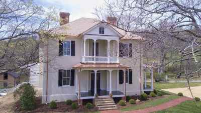 Albemarle County Single Family Home For Sale: 7617 Greenwood Station Rd