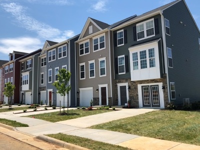 Waynesboro Townhome For Sale: 149 Willowshire Ct