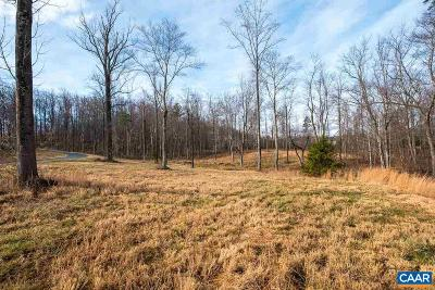 Albemarle County Lots & Land For Sale: 4 Handley Way