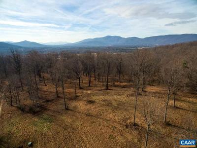 Albemarle County Lots & Land For Sale: 6 Handley Way