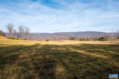 Albemarle County Lots & Land For Sale: 12 Handley Way
