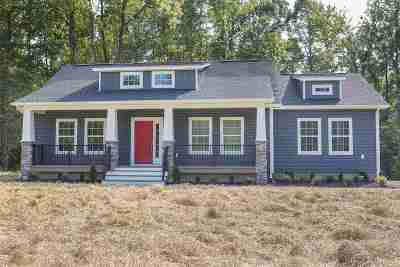 Louisa County Single Family Home For Sale: 116 Cuckoos Nest Dr
