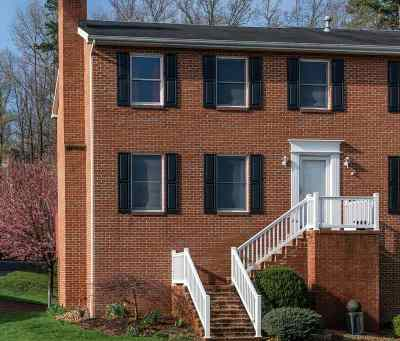 Harrisonburg Townhome For Sale: 216 Emerald Dr