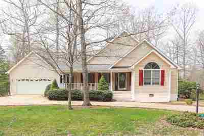 Fluvanna County Single Family Home For Sale: 16 Out Of Bounds Rd