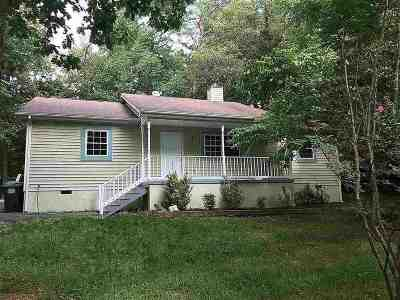Fluvanna County Single Family Home For Sale: 921 Jefferson Dr