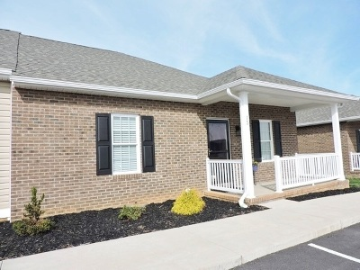 Augusta County Townhome For Sale: 15 Gemstone Dr