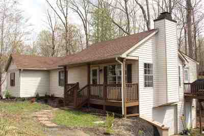 Fluvanna County Single Family Home For Sale: 56 Woodlawn Dr