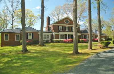 Albemarle County Single Family Home For Sale: 3642 Stony Point Rd