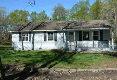 Fluvanna County Single Family Home For Sale: 2247 Paynes Mill Rd