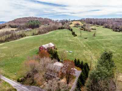 Augusta County Farm For Sale: 112 Old Forge Ln