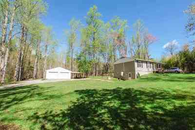 Albemarle County Single Family Home For Sale: 1696 Old Lynchburg Rd