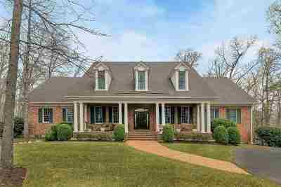 Albemarle County Single Family Home For Sale: 3290 Woodson Mountain Ln