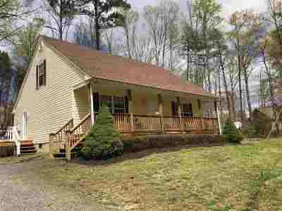 Greene County Single Family Home For Sale: 1177 Preddy Creek Rd