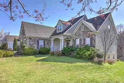 Charlottesville Single Family Home For Sale: 3298 Turnberry Cir