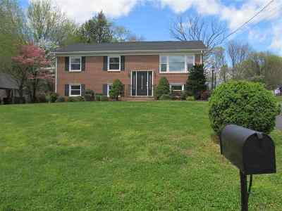 Albemarle County Single Family Home Pending: 2309 Wakefield Rd