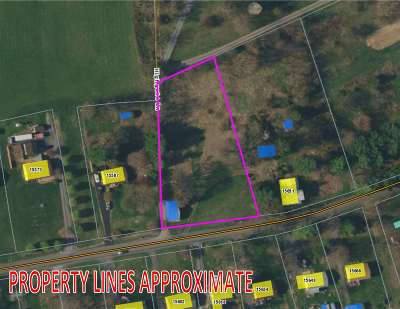 Timberville Lots & Land For Sale: Evergreen Valley Rd