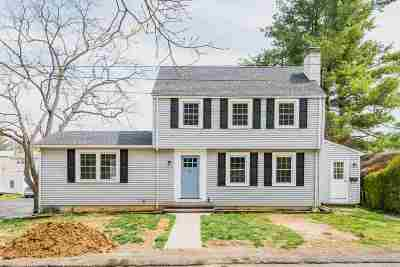 Staunton VA Single Family Home For Sale: $174,900