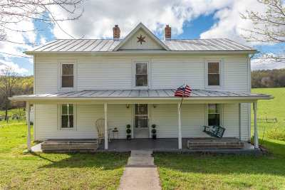 Augusta County Single Family Home For Sale: 803 Wagon Shop Rd