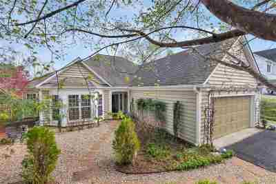 Albemarle County Single Family Home Pending: 1049 Autumn Hill Ct