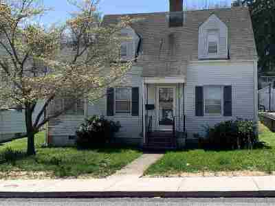 Staunton VA Single Family Home For Sale: $87,500