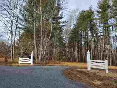 Lots & Land For Sale: Lot A Wilhoits Mill Rd