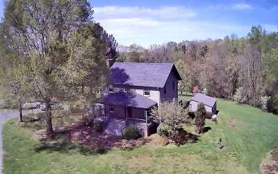 Fluvanna County Single Family Home For Sale: 2263 Shiloh Church Rd