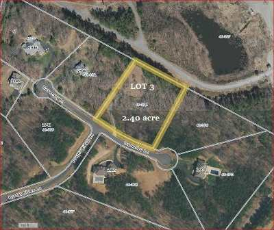 Albemarle County Lots & Land For Sale: 3 Daventry Ln