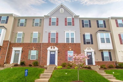 Albemarle County Townhome For Sale: 2031 Verona Ct