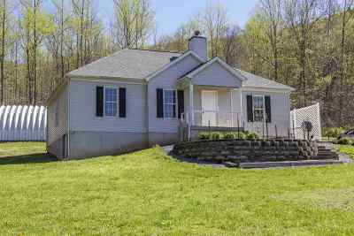 Madison County Single Family Home For Sale: 5190 Middle River Rd