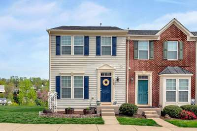 Townhome For Sale: 1958 Asheville Dr