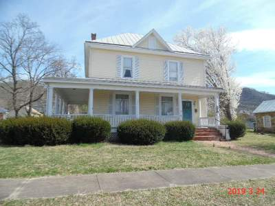 Single Family Home For Sale: 2058 Walnut Ave