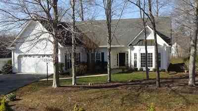 Charlottesville Single Family Home For Sale: 1280 River Chase Ln