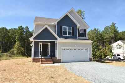 Fluvanna County Single Family Home For Sale: Lot 9 Cunningham Meadows Dr