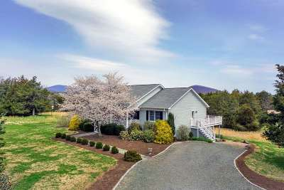 Albemarle County Single Family Home For Sale: 4703 Wesley Chapel Rd