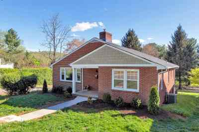 Charlottesville Single Family Home For Sale: 1418 Chesapeake St
