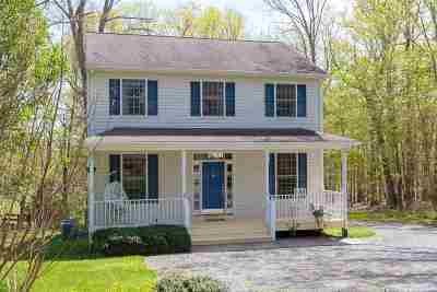 Albemarle County Single Family Home For Sale: 6415 Esmont Rd