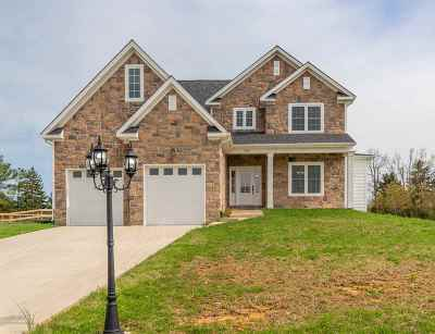 Single Family Home For Sale: 536 Winding Way Rd