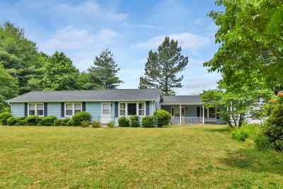 Single Family Home For Sale: 649 Gold Mine Rd